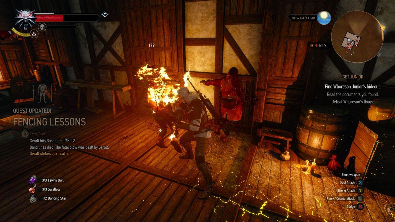 The Witcher 3 Wild Hunt debutta al primo posto della classifica inglese