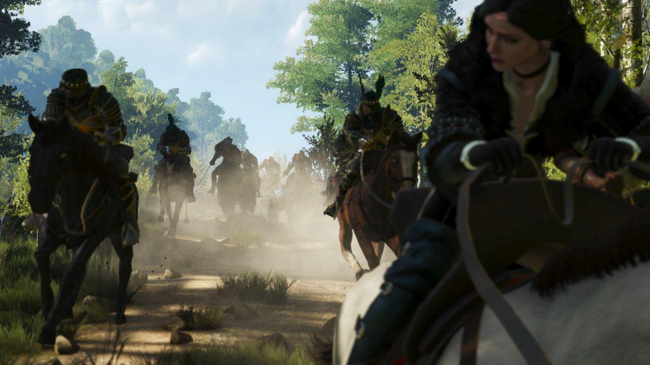 The Witcher 3 Wild Hunt è disponibile al preorder su PlayStation Store