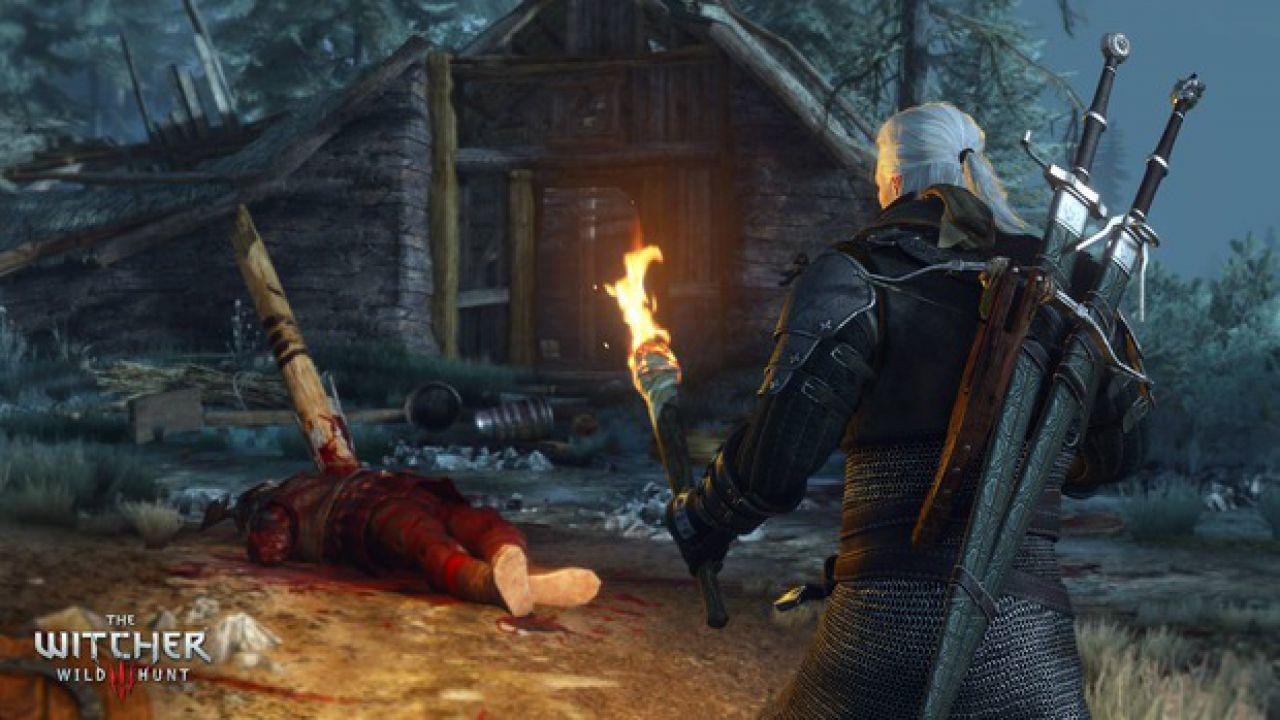 The Witcher 3: Wild Hunt, due immagini tratte dal video introduttivo