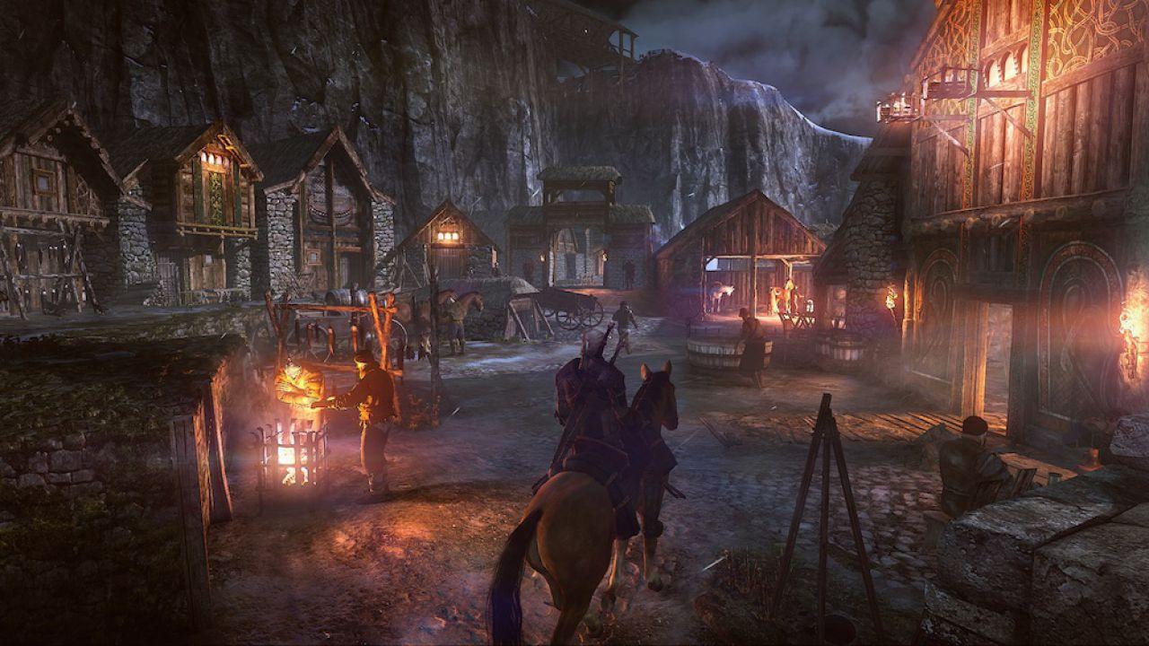 The Witcher 3 Wild Hunt: evento stampa previsto in settimana