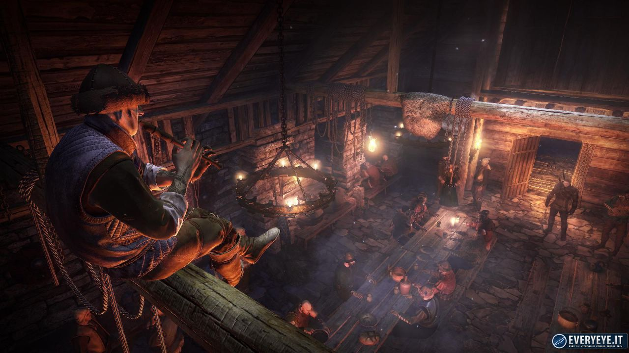 The Witcher 3 Wild Hunt è localizzato in più lingue