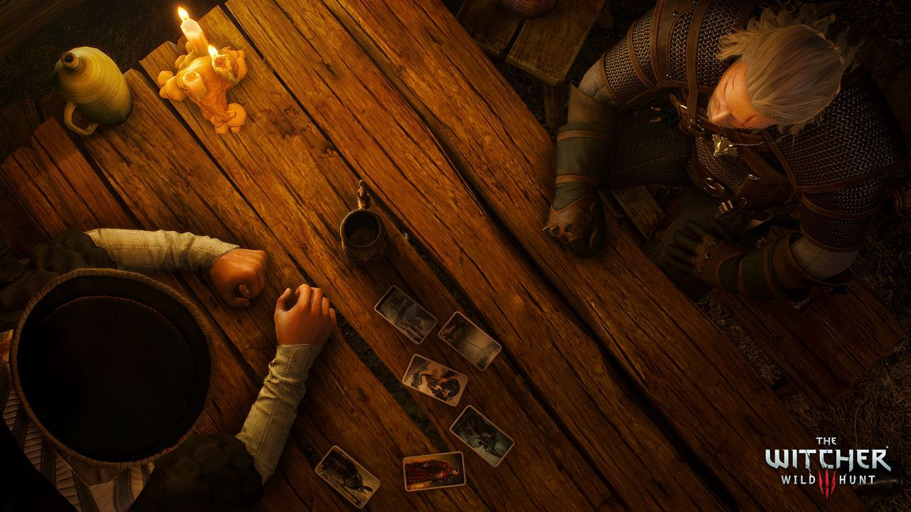 The Witcher 3 Wild Hunt mostra i muscoli su PC