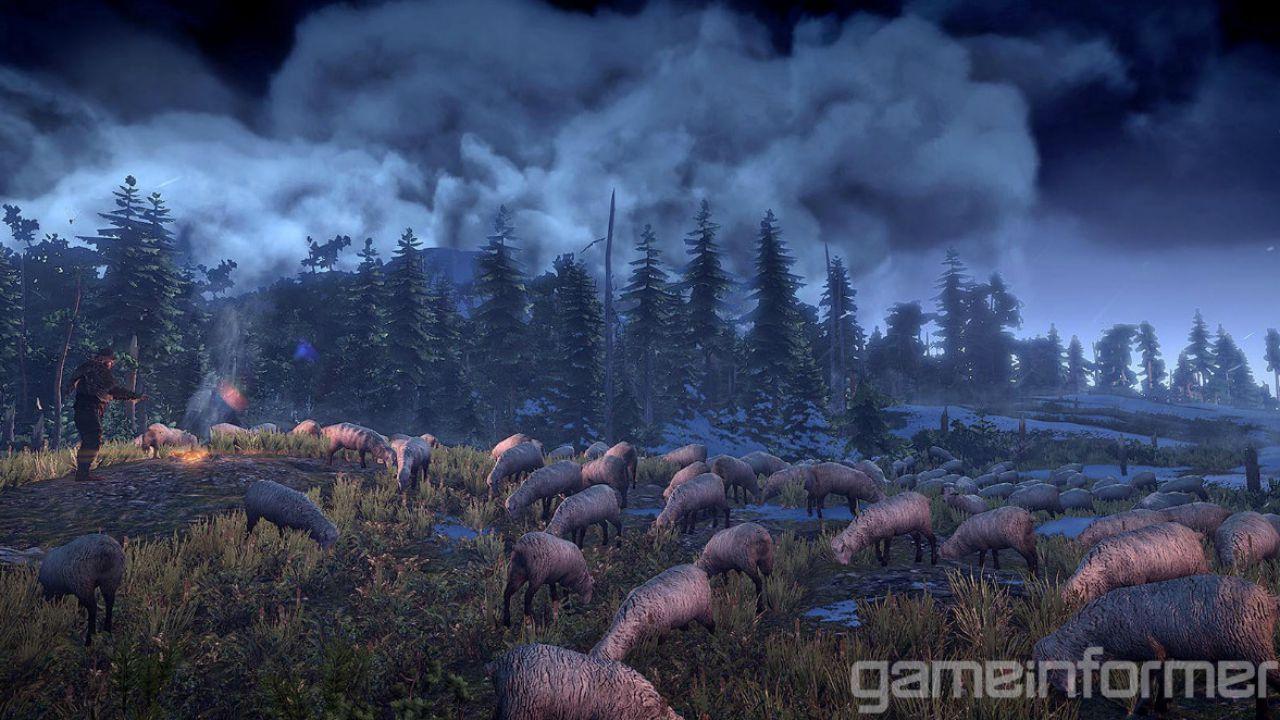 The Witcher 3: Wild Hunt, nuovo video gameplay da 14 minuti in Full HD