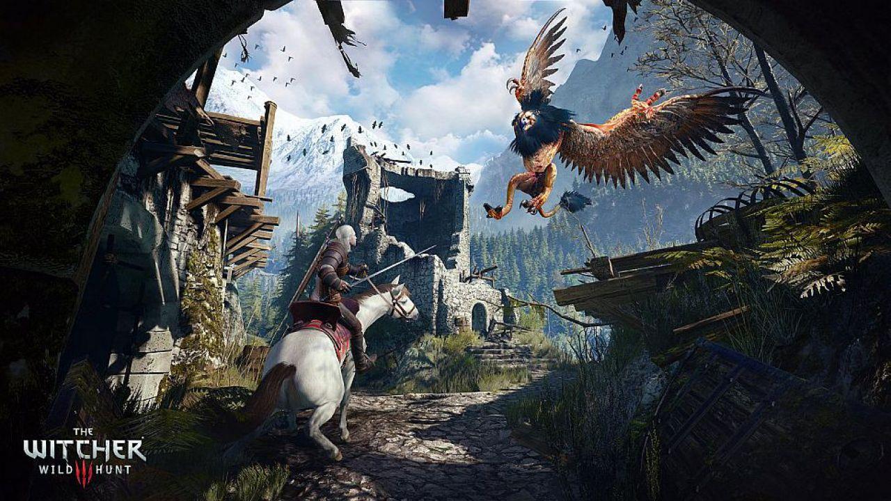 The Witcher 3: Wild Hunt, rinviata la data di uscita