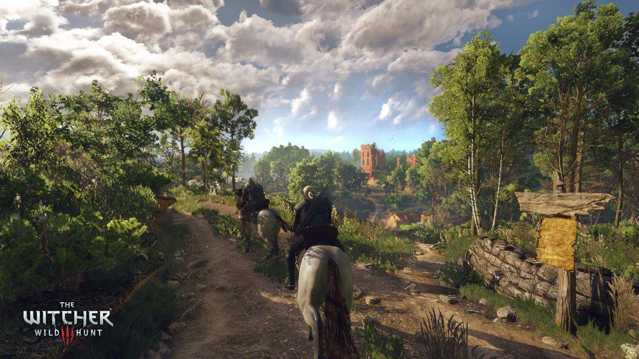 The Witcher 3 Wild Hunt: Secondo CD Projekt RED c'è una minima differenza tra 1080p e 900p