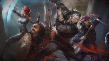 The Witcher Adventure Game è disponibile per PC tramite Steam e GOG.com