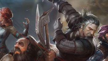 The Witcher Adventure Game, gioco da tavolo ispirato alla saga