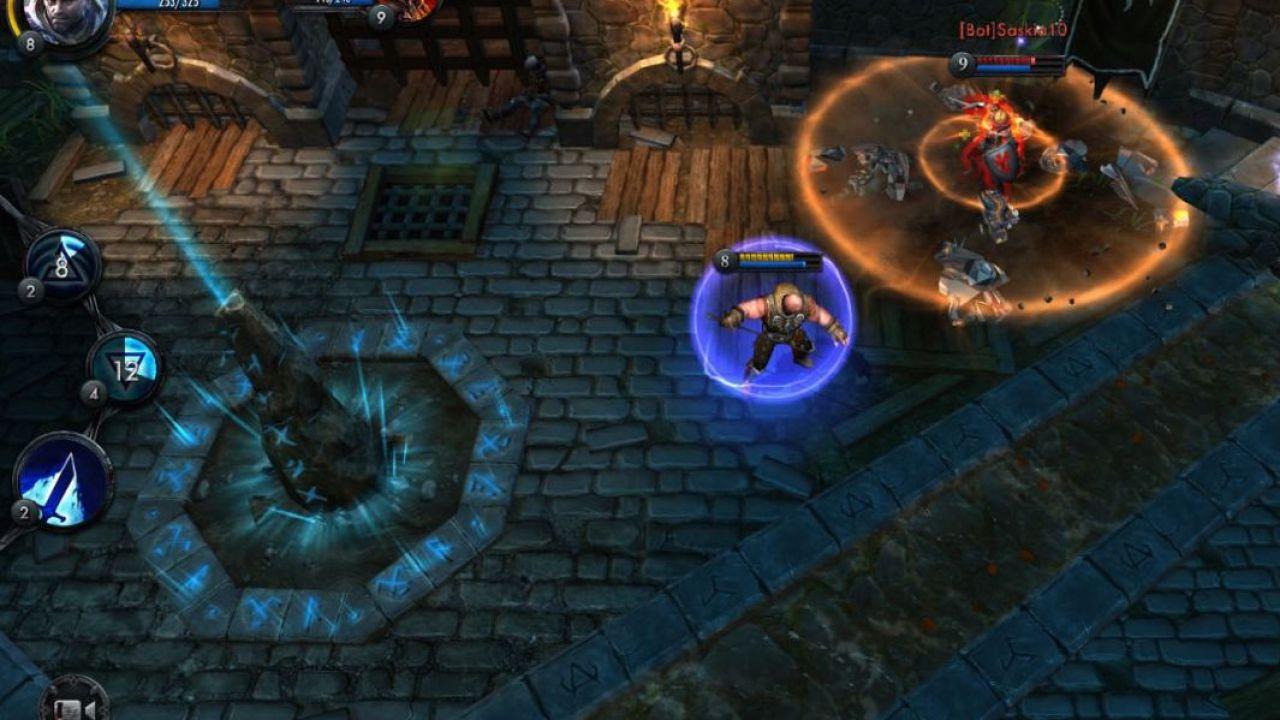 The Witcher: Battle Arena - comincia la beta privata