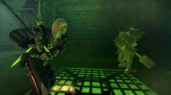 The Witcher Enhanced Edition ritarda