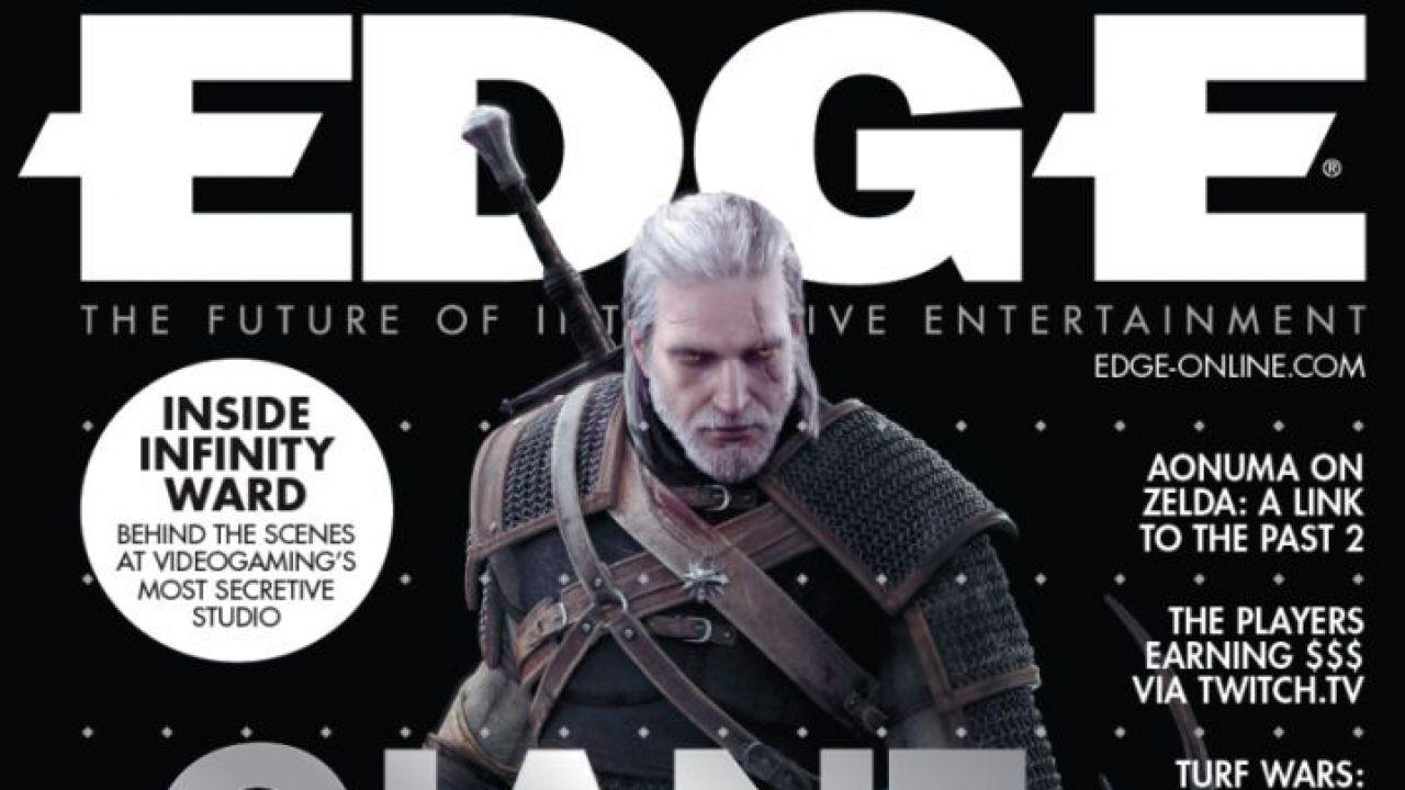 The Witcher III: Wild Hunt prende solo un 8 su EDGE