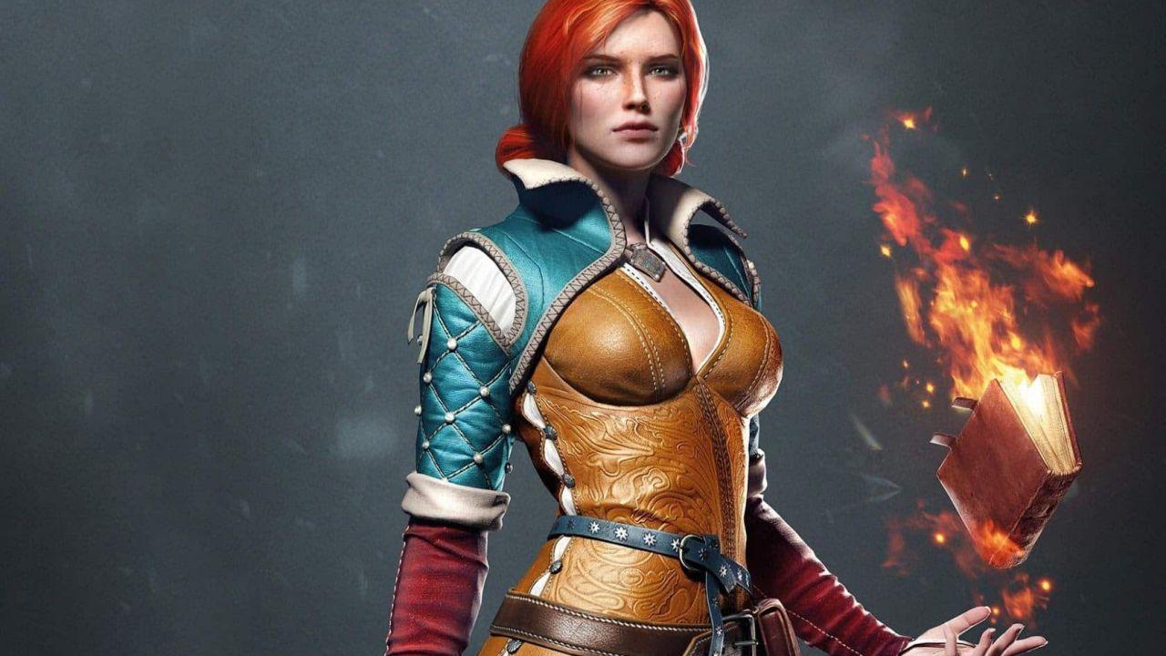 The Witcher: l'italiana Luluoottie ci presenta il suo cosplay di Triss Merigold