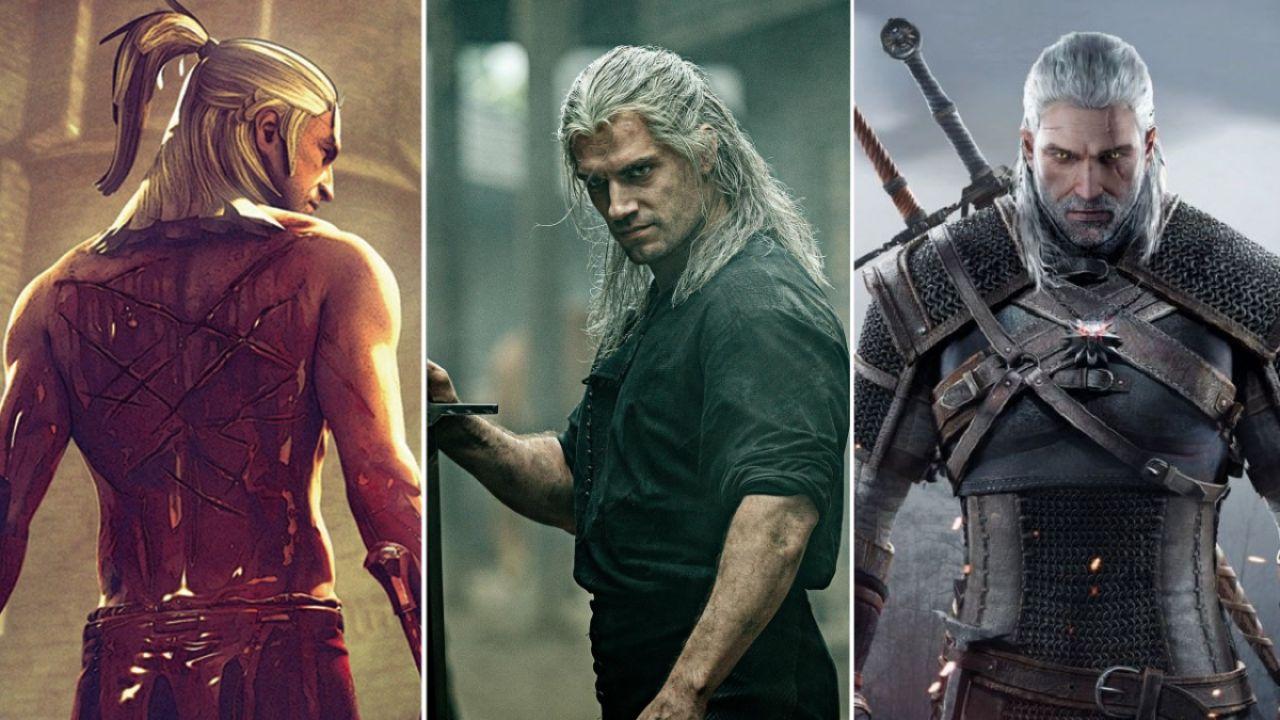 The Witcher: il legame tra libri, serie TV e videogiochi, spiegato bene