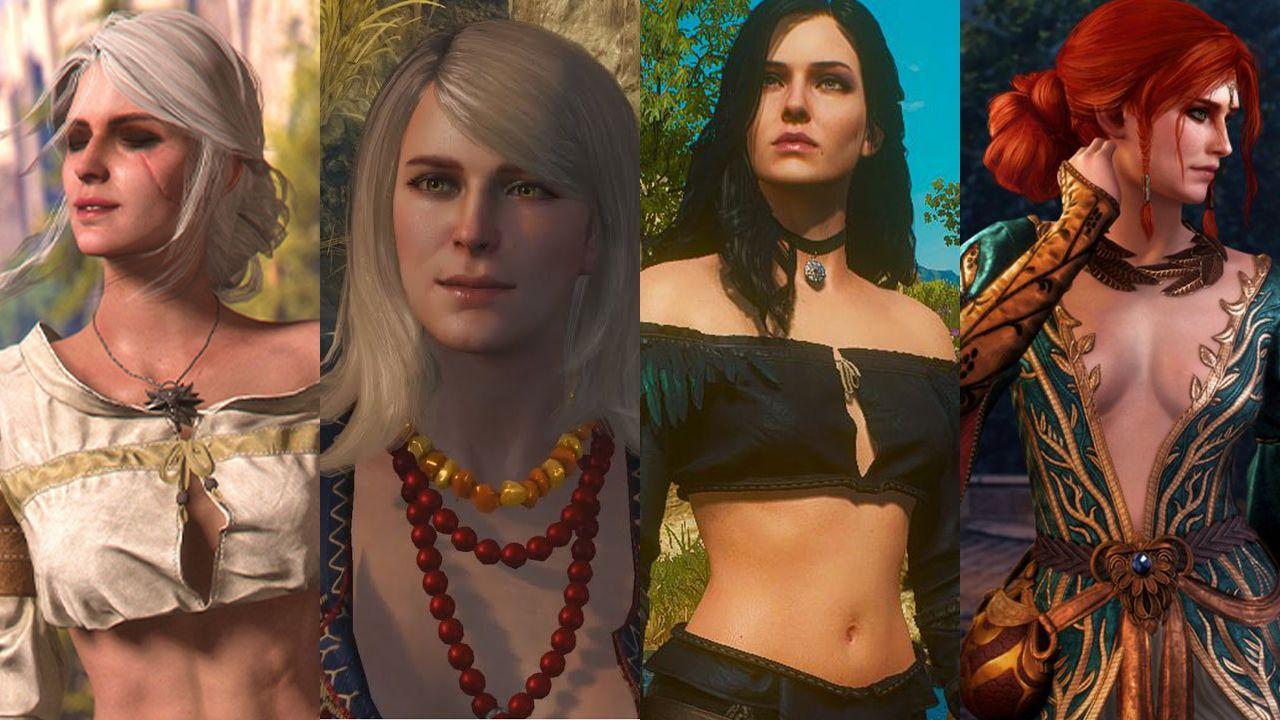 The Witcher: Mira Ladovira regala 4 fantastici cosplay su Yennefer, Keira, Ciri e Triss