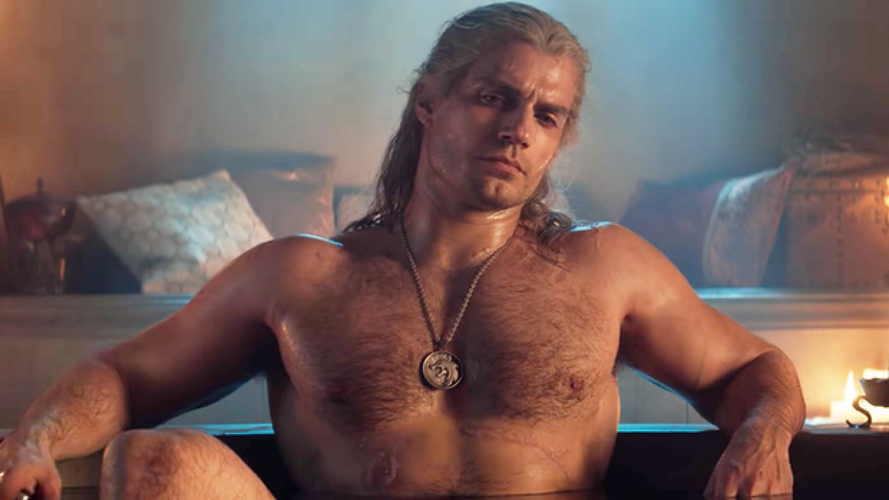 The Witcher, ecco perché la scena della vasca non è stata ricreata alla perfezione