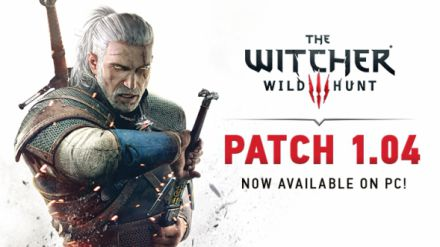 The Witcher 3 si aggiorna su PC con la patch 1.04