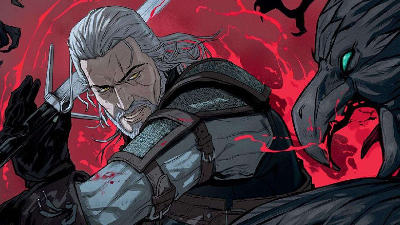 The Witcher si trasforma in un anime grazie a una brillante rivisitazione