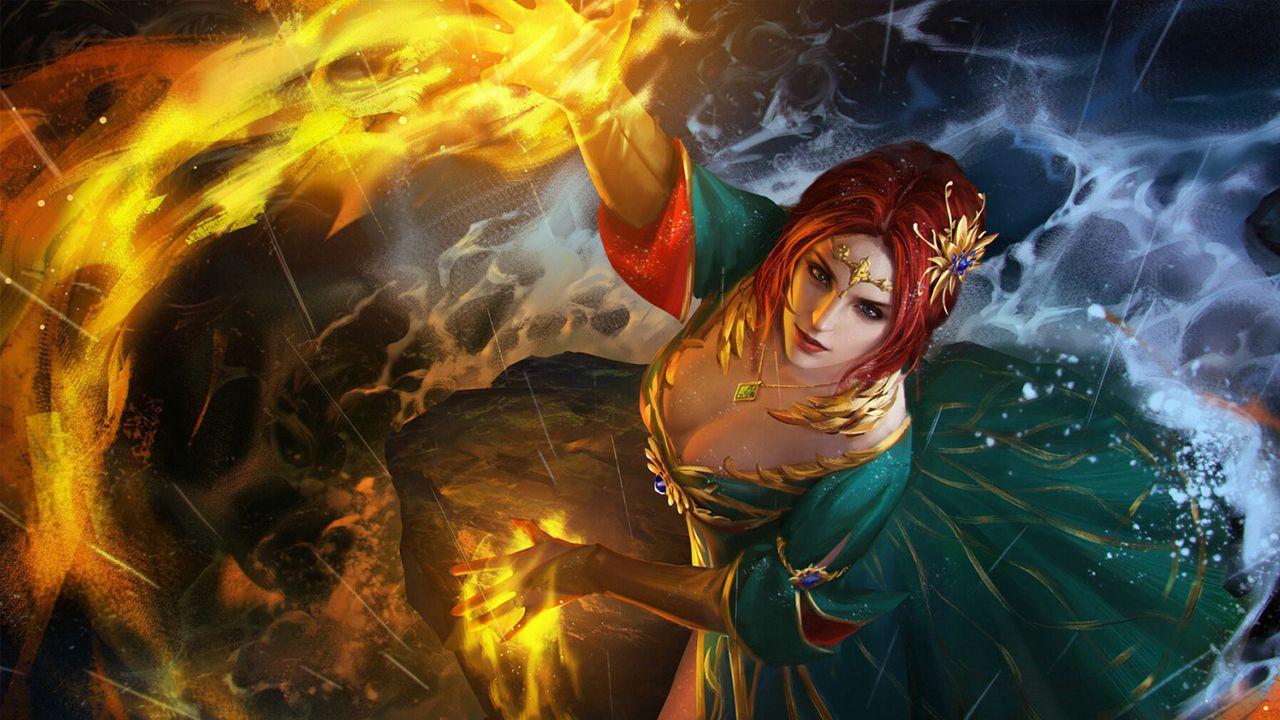 The Witcher: vediamo insieme la favolosa Triss Merigold di questo cosplay
