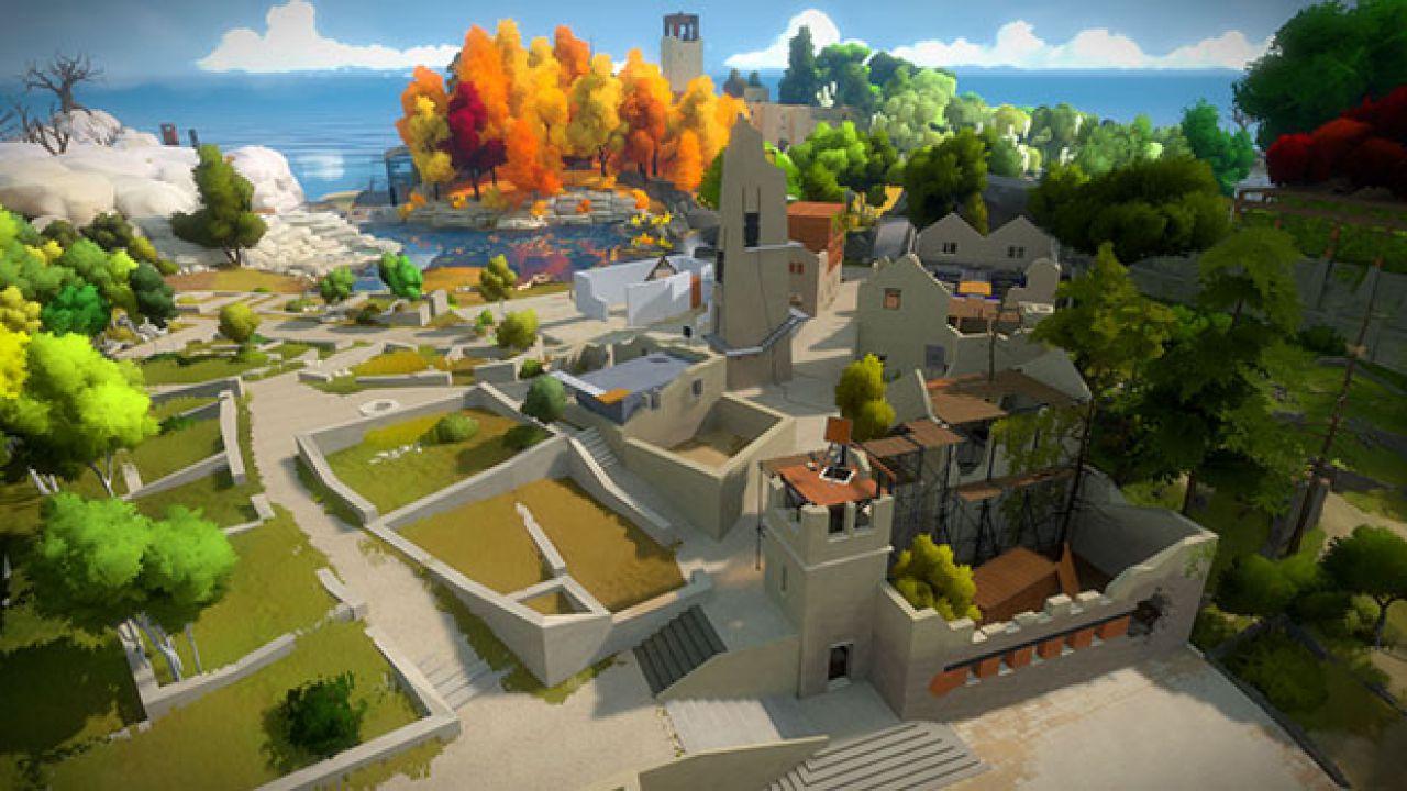 The Witness arriverà anche su Xbox One?