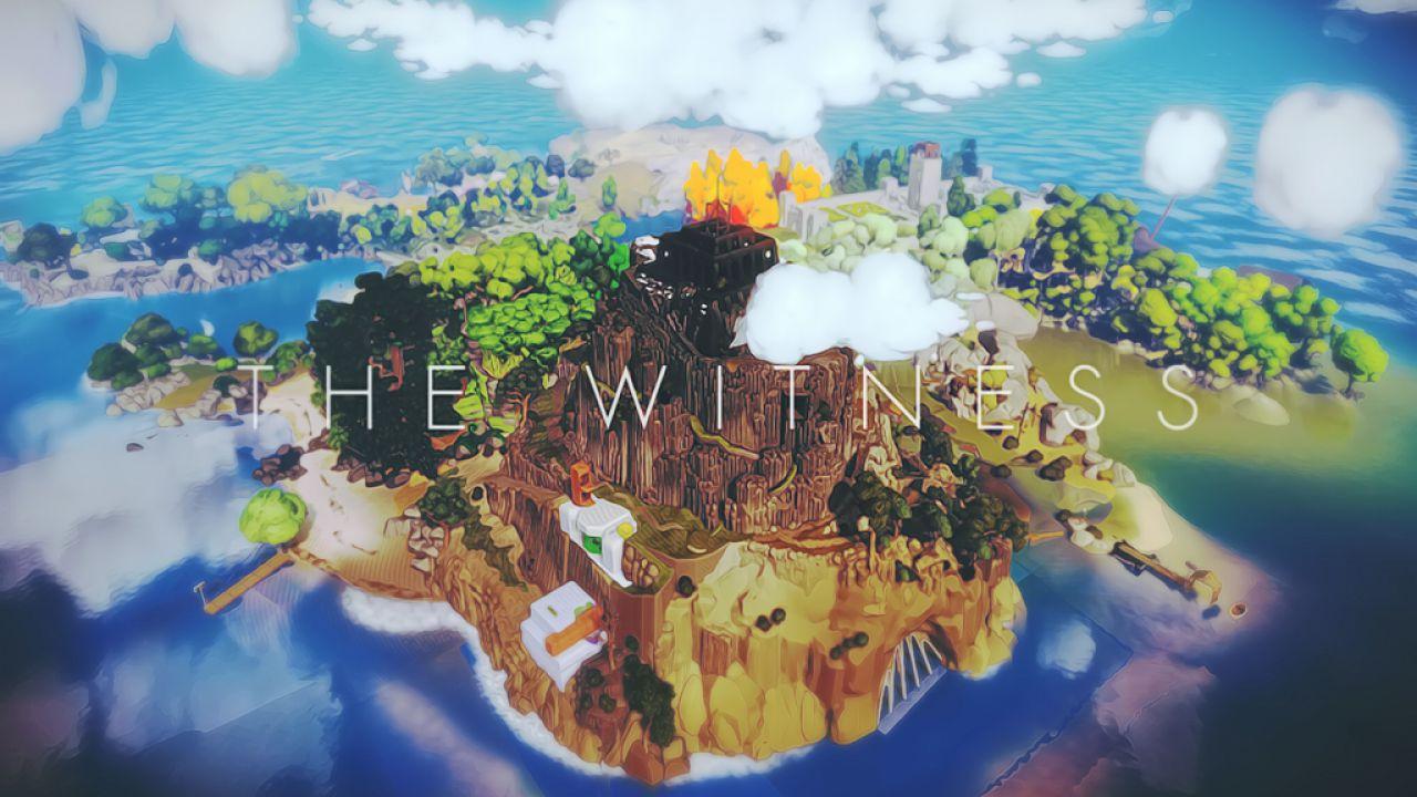 The Witness costerà 36.99 euro, aperti i pre-order