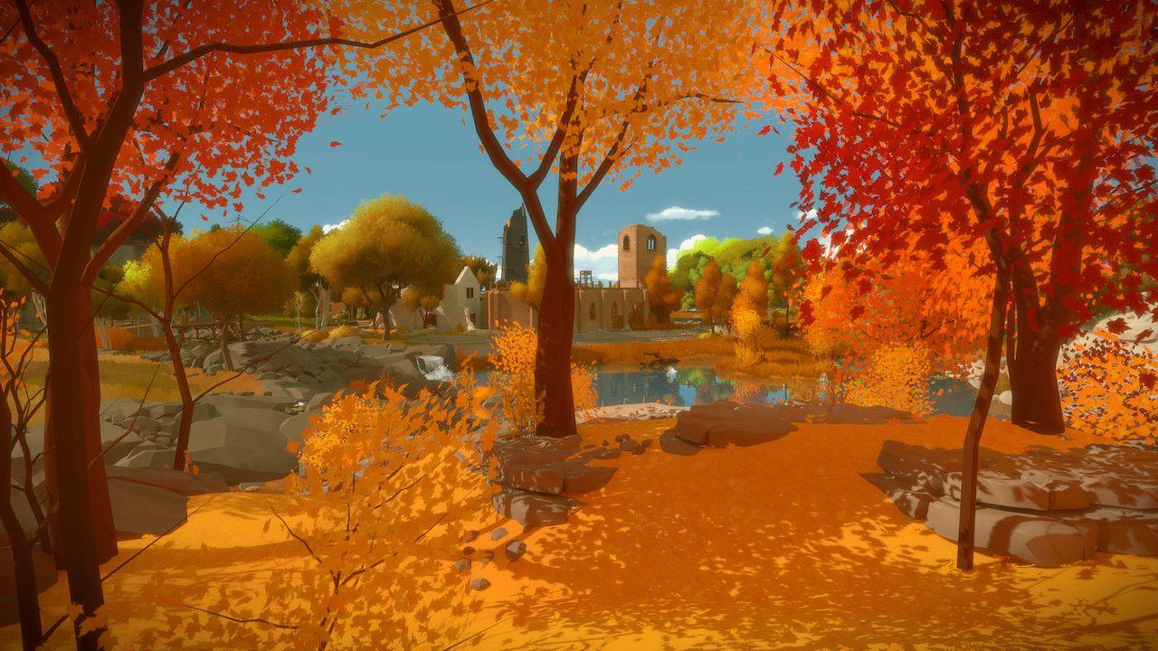 The Witness: una versione VR del gioco è improbabile