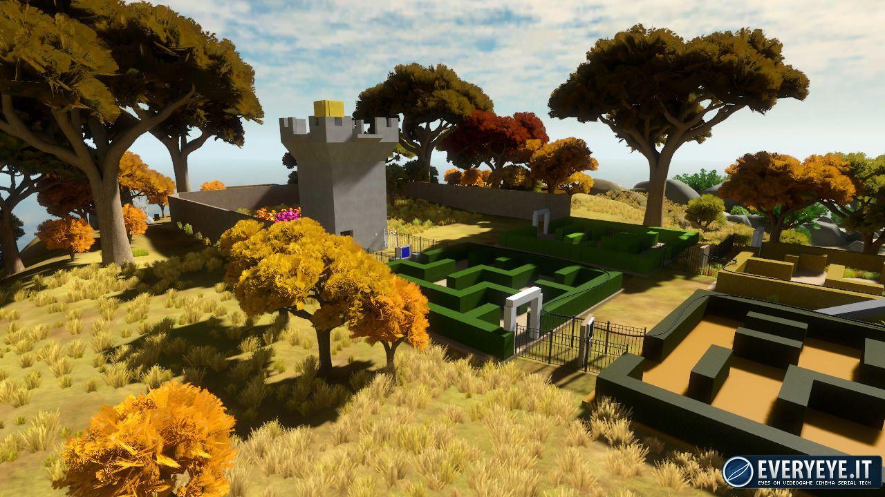 The Witness utilizza 5 gigabyte di RAM su PS4