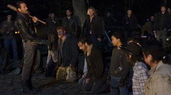 The Wlking Dead 7: Jeffrey Dean Morgan ha rivelato chi si è salvato?