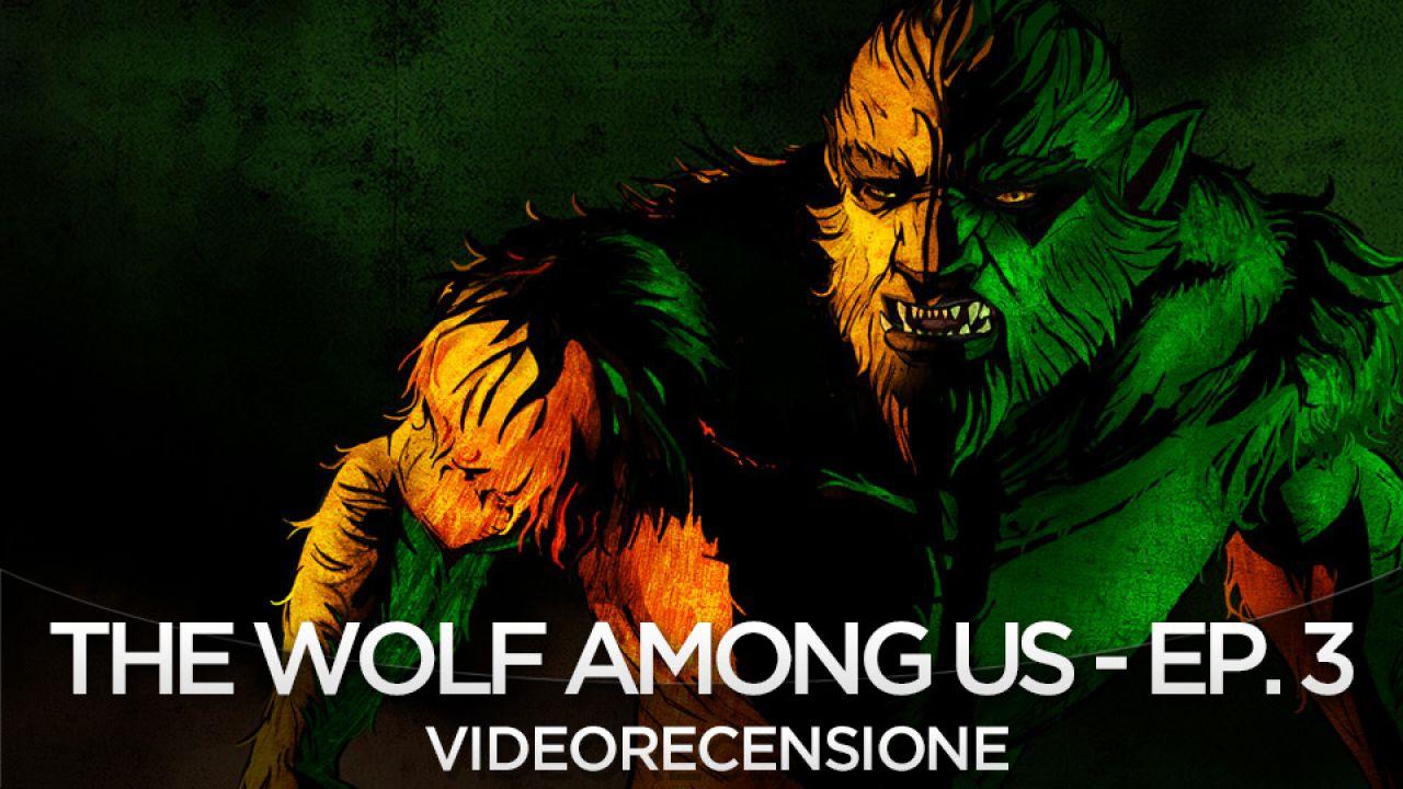 The Wolf Among Us: artwork per l'episodio 3