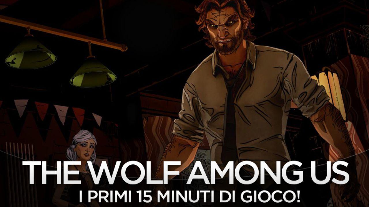 The Wolf Among Us: data di uscita del terzo episodio