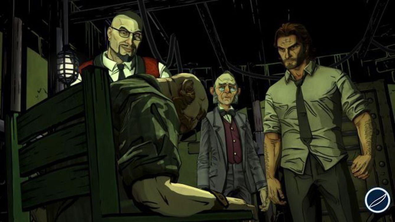 The Wolf Among Us - due immagini dal secondo episodio