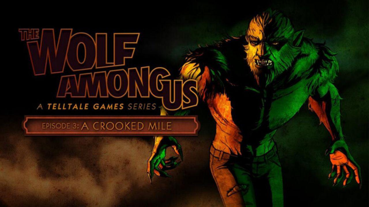 The Wolf Among Us: Episode 2 uscirà a inizio febbraio