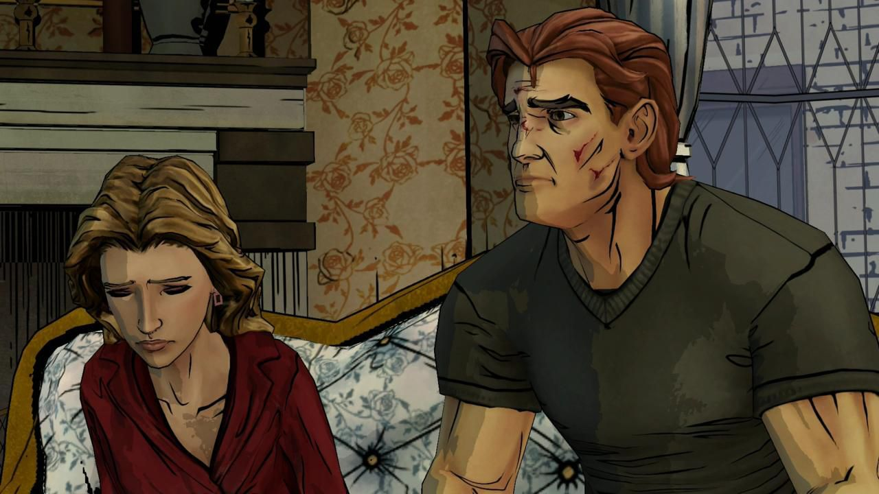The Wolf Among Us in offerta su Steam