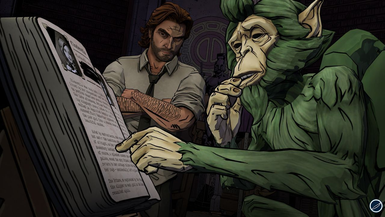 The Wolf Among Us: In Sheep's Clothing disponibile ora