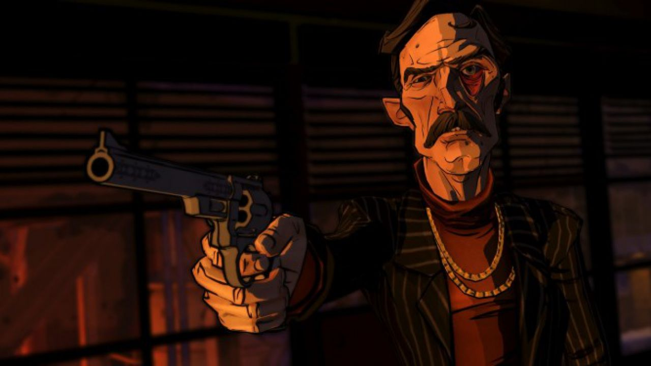 The Wolf Among Us: nuove immagini per  Bigby, Bufkin, Toad e Toad Jr.