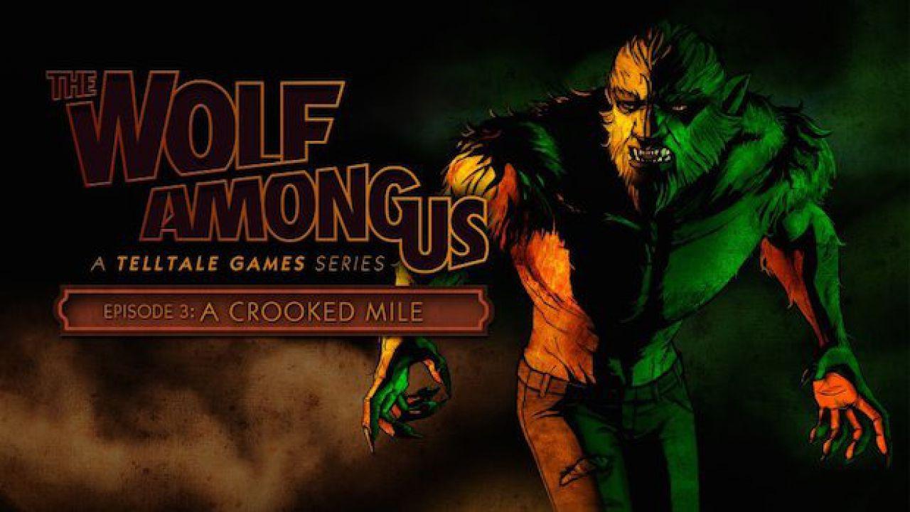 The Wolf Among Us sarà pubblicato oggi sull'App Store di iOS