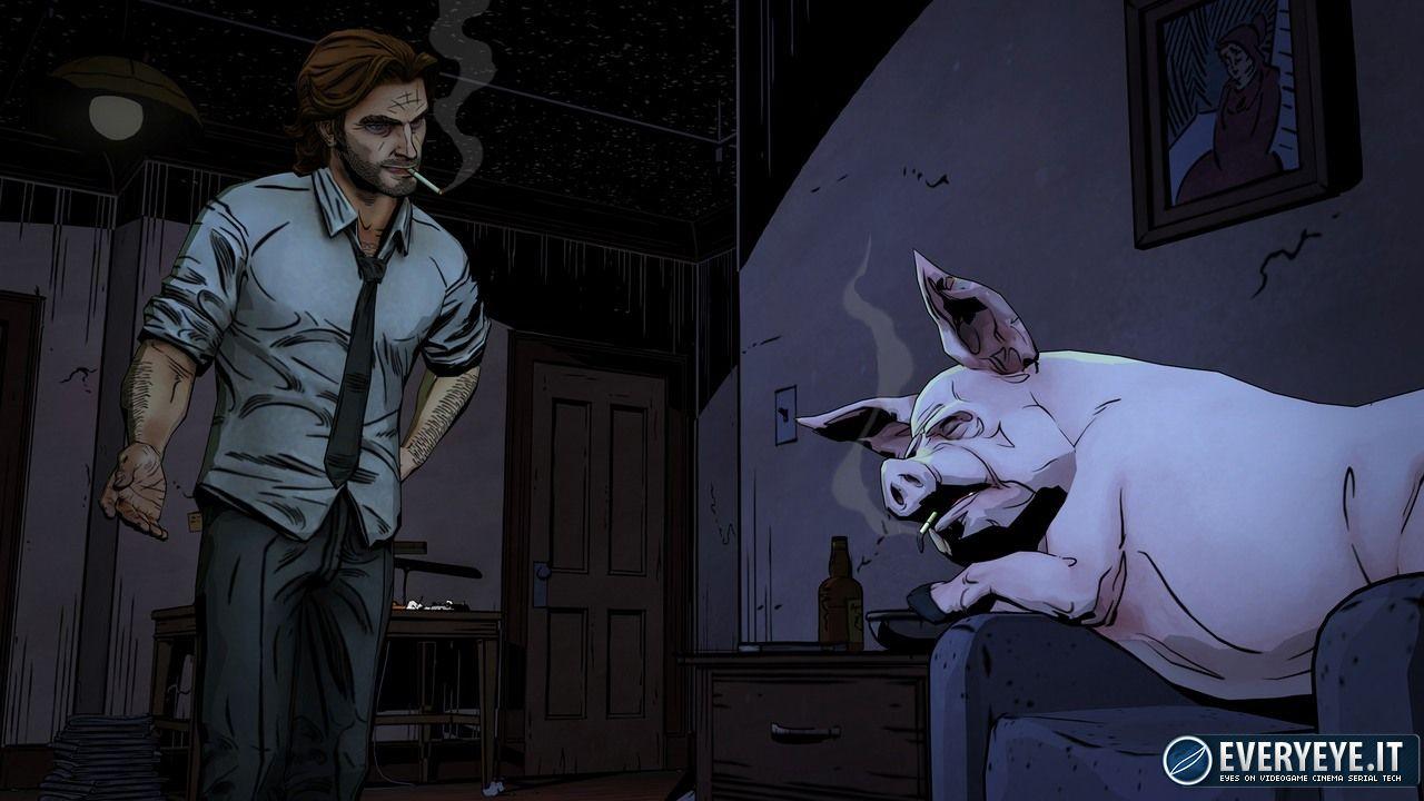 The Wolf Among Us: Telltale pubblica un'immagine per l'ultimo episodio