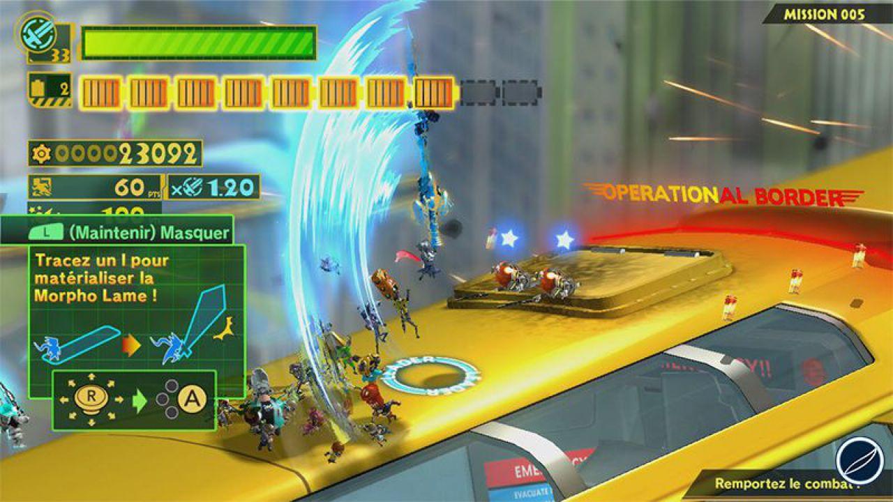 The Wonderful 101 verrà lanciato su Wii U il 30 Agosto