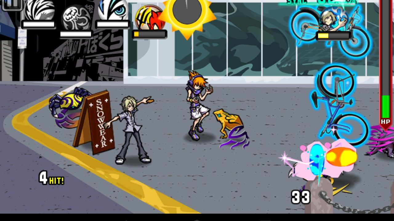 The World Ends With You: Solo Remix disponibile per Android