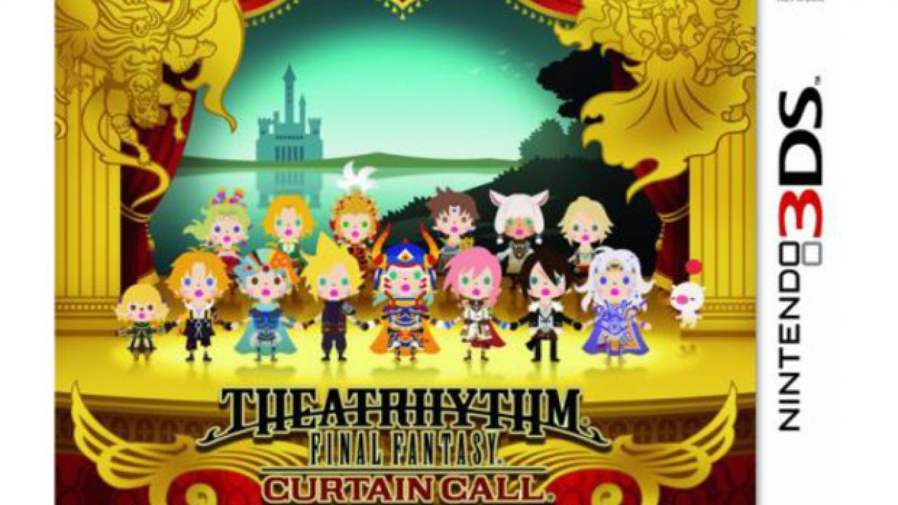 Theatrhythm Final Fantasy Curtain Call: data di uscita e edizioni limitate confermate