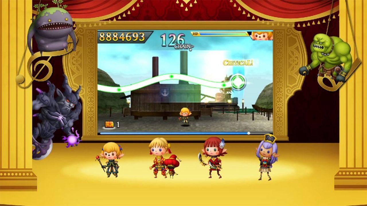 Theatrhythm Final Fantasy: Curtain Call, demo disponibile il 4 settembre