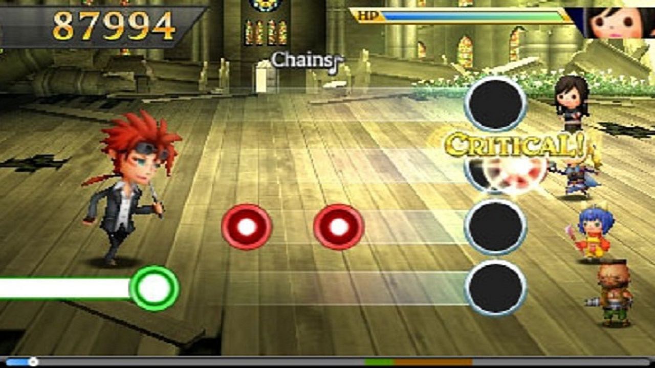 Theatrhythm Final Fantasy: Curtain Call - disponibile un nuovo DLC in Giappone