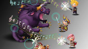 Theatrhythm Final Fantasy: Curtain Call, trailer e immagini per il nuovo DLC