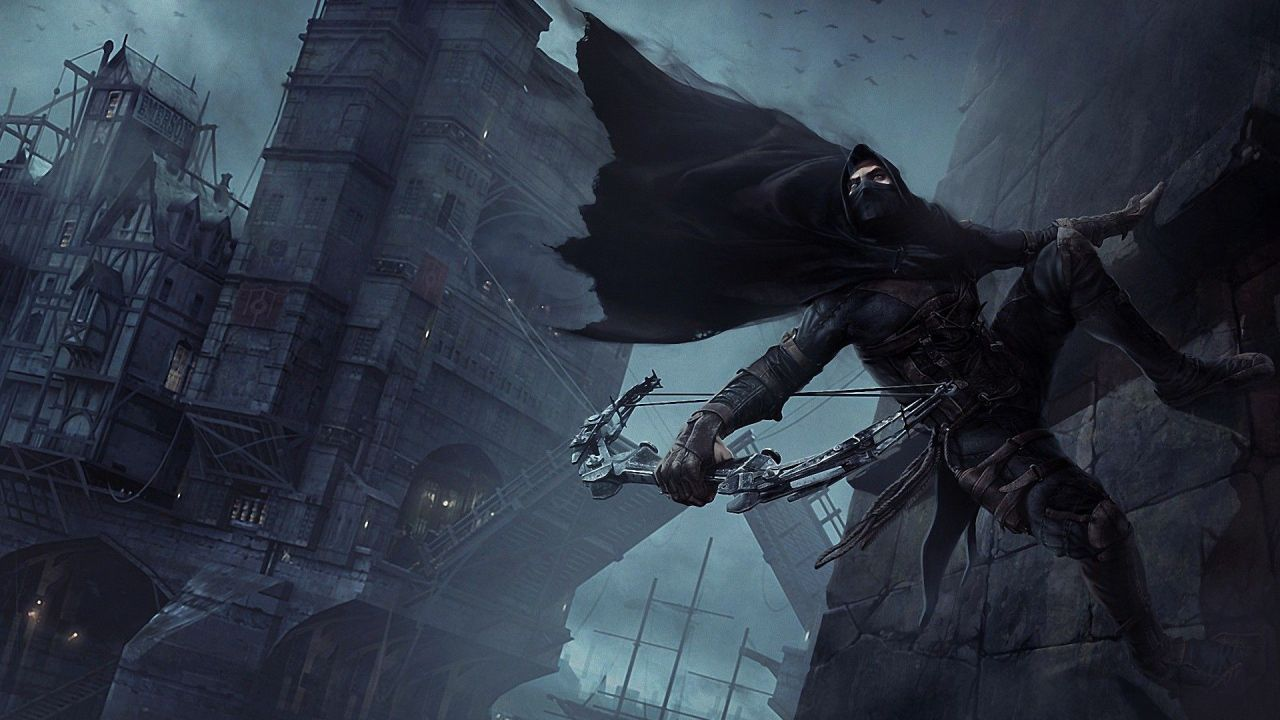 Thief: il film servirà per espandere il pubblico della serie
