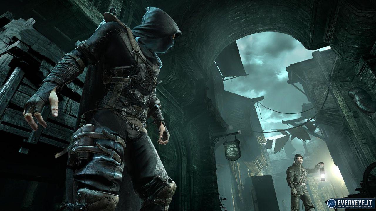 Thief: nuovi screenshot del gioco