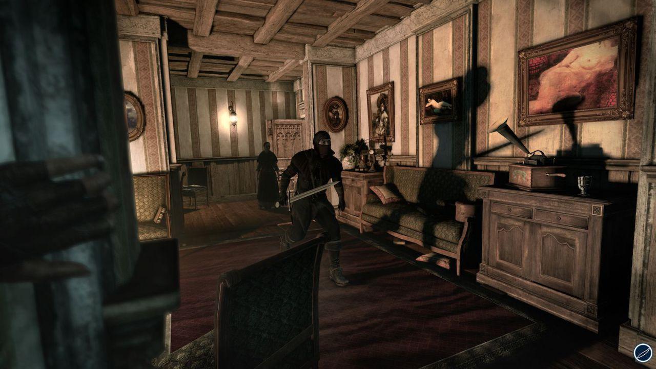 Thief: la versione PC sarà migliore di quella per console next gen