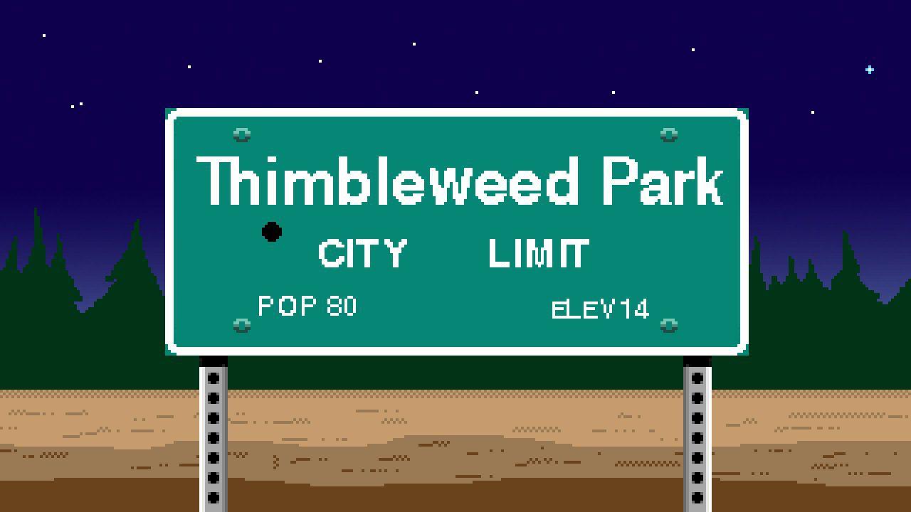 Thimbleweed Park: ecco il primo filmato di gameplay