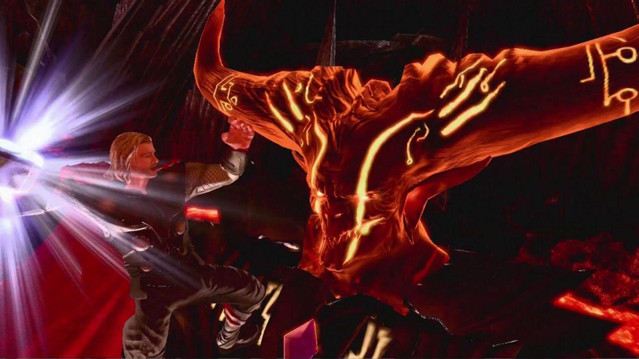 Thor: il Dio del Tuono, trailer della versione Wii
