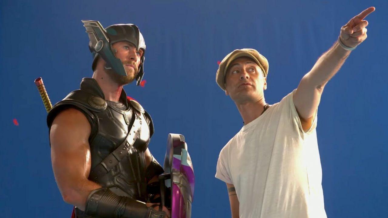 Thor, il franchise aveva un disperato bisogno di Taika Waititi: lo spiega Chris Hemsworth