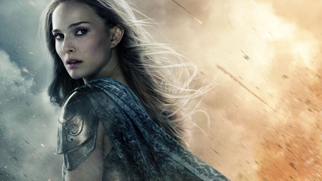 Thor: Love and Thunder, cosa accadrà a Jane Foster? Ce lo svela la nuova clip dal set