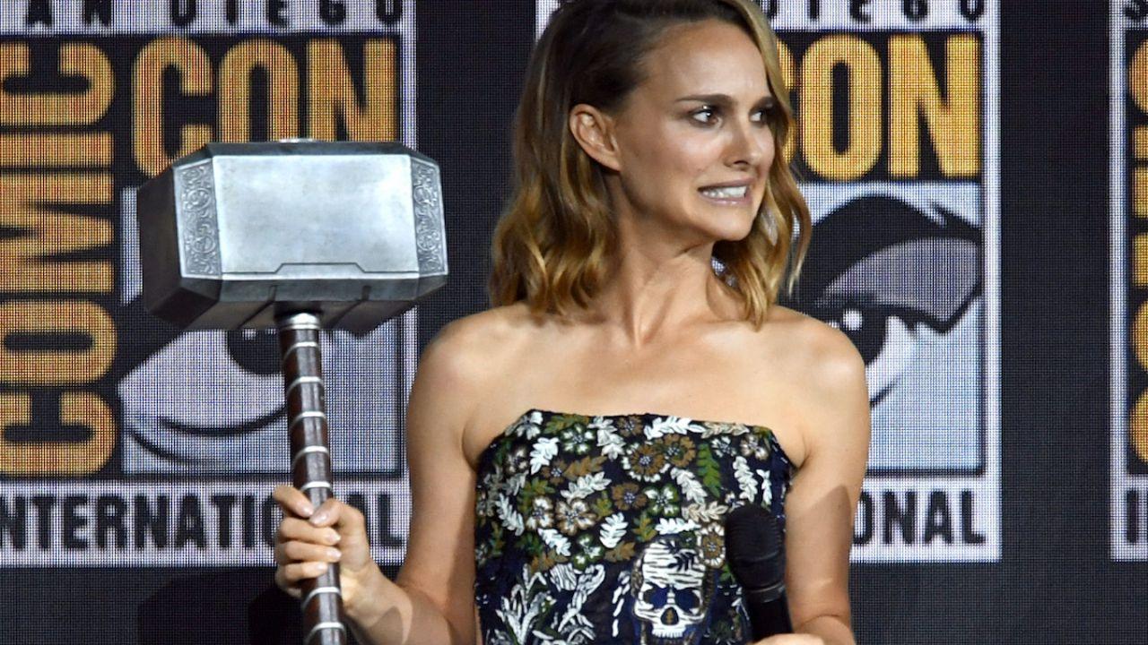 Thor: Love and Thunder, Natalie Portman anticipa un importante dettaglio su Jane Foster