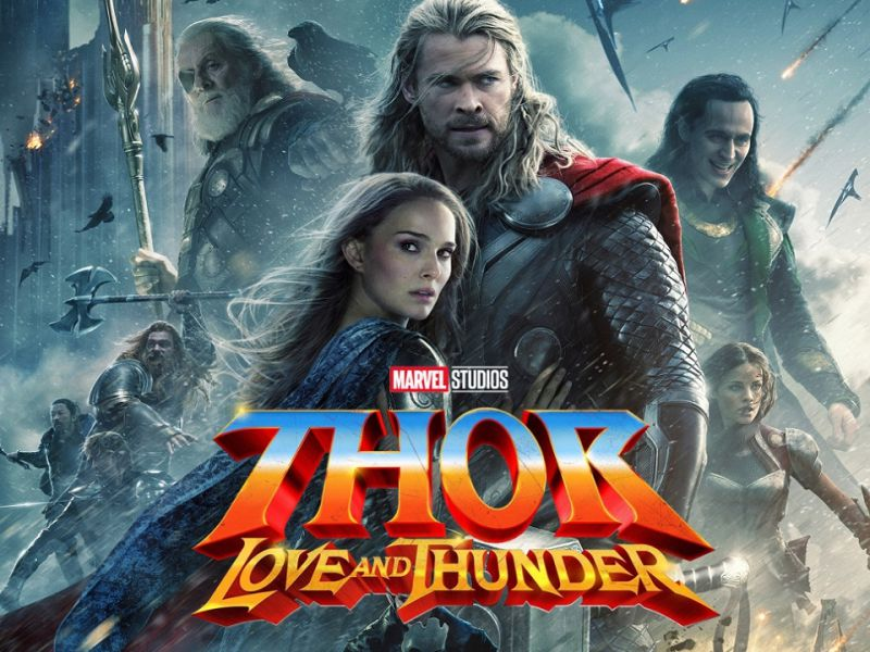 Thor: Love and Thunder, party a tema anni '80 sul set: guardate Chris Hemsworth!
